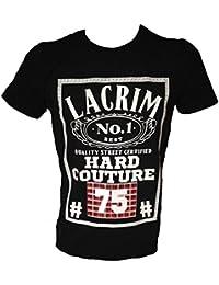 Tee shirt LACRIM OFFIEL manches courtes - HARD COUTURE 75 - ripro - LIBEREZ LACRIM - xs,s,m,l,xl