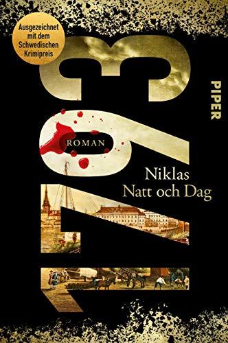 Buchseite und Rezensionen zu '1793: Roman (Winge und Cardell ermitteln 1)' von Niklas Natt och Dag