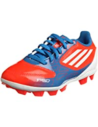 various colors a4511 2ca42 Adidas F5 TRX HG J Fussballschuhe infrared-running white-bright blue - 33