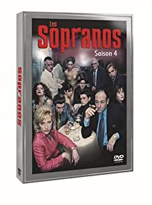 Les Soprano : L'Intégrale Saison 4 - Coffret 4 DVD
