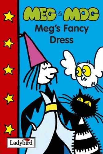 Meg's fancy dress.