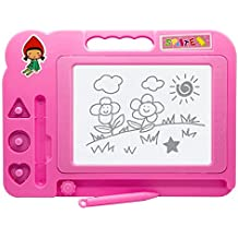 Amazon all departments kids child children craft magic magnetic drawing board perfect for stocking fillers christmas xmas birthday easter present gift fun toys games negle Gallery