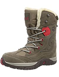 Jack Wolfskin Girls Lake Tahoe Texapore, Bottes de Neige fille