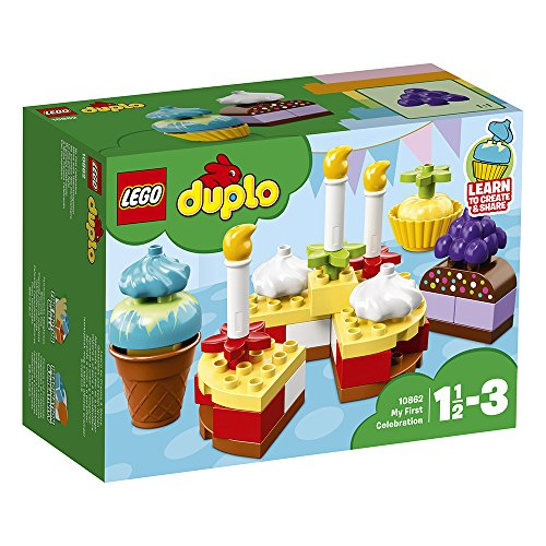 My First Celebration - Throw a LEGO® DUPLO® celebration with these buildable cakes!