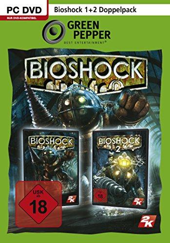 Bioshock 1+2 (Doppelpack) [Green Pepper] - Pepper Stand