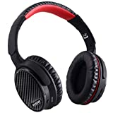 Active Noise Cancelling Kopfhörer, Ausdom ANC7 Wired und Wirelss Kopfhörer mit Mikrofon HiFI Sound Qualität Stereo Over Ear Sport Headphones Headset, für iPhone/iPad/Samsung/Android usw