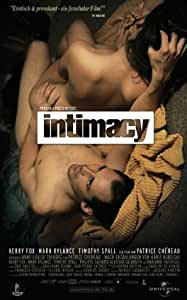 Intimacy [VHS]