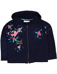 boboli Fleece Jacket For Girl, Sweat-Shirt àCapuche Fille