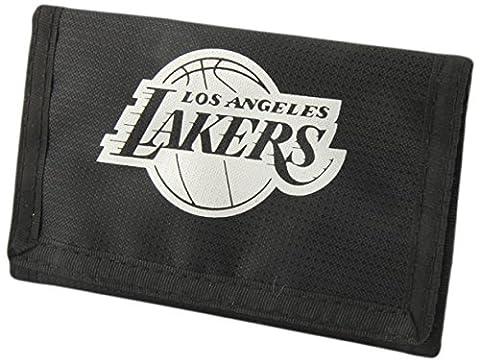 Nba Los Angeles Lakers Portefeuille Noir