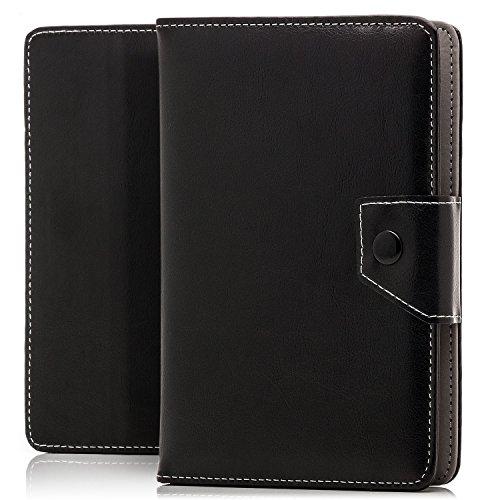 Saxonia Tablettasche Case Universal Tablet Tasche für 7 Zoll (lang) Schwarz