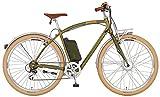 Prophete Herren Elektrofahrrad E-Bike 28 Zoll Navigator Flair, british green, 52, 51116-0111