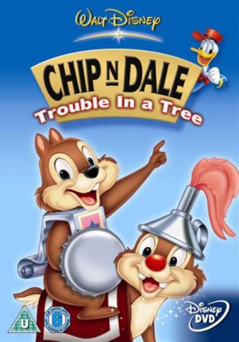 Chip 'n' Dale - Trouble In A Tree [UK Import] -
