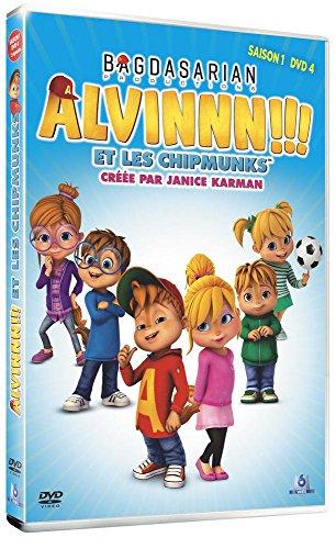 Alvinnn!!! et les Chipmunks – Saison 1, DVD 4 [Francia] 51CGPbKxdbL
