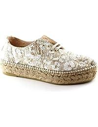 4d5ed2a57b7c0f Amazon.it: scarpe donna lacci - 39 / Espadrillas basse / Scarpe da ...
