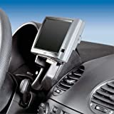 KUDA Navigationskonsole (LHD) für VW New Beetle ab 11/98 in Kunstleder schwarz