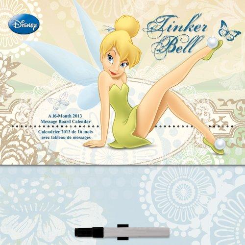 Tinker Bell 2013 Message Board Wall Calendar - Bell Tinker Kalender