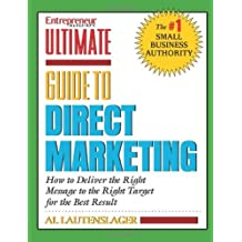 Ultimate Guide to Direct Marketing by Al Lautenslager (2005-10-04)