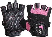 Tylo mujeres del levantamiento de pesas guantes gimnasio CrossFit entrenamiento culturismo Fitness ejercicio