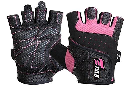 Tylo mujeres del levantamiento de pesas guantes gimnasio Cross Training entrenamiento culturismo Fitness ejercicio, small