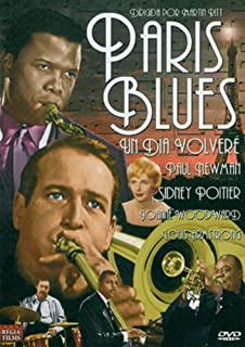 Paris Blues [Region 2] by Sidney Poitier