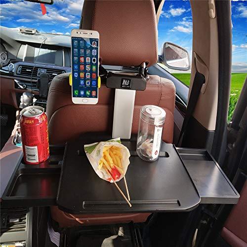 Auto Computer Ständer Tisch multifunktions Auto Kleinen Tisch Klapp Kleinen Tisch Auto Halterung Rack Free Rotation Versenkbare Teleskop