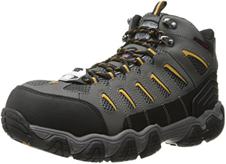 Skechers For Work Men's Blais Bixford Steel Toe Hiking Shoe