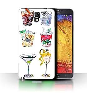 PrintFunny Designer Printed Case For Samsung Galaxy Note3 Neo