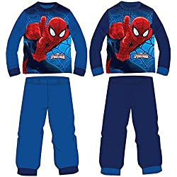 Pijama Spiderman Marvel Web surtido