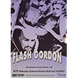 Flash Gordon - Die komplette Serie