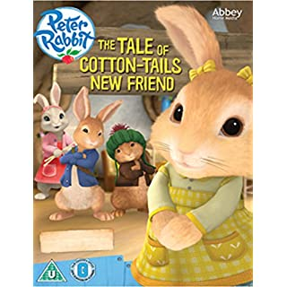 Peter Rabbit - TheTale of Cotton Tail's New Friend [DVD]