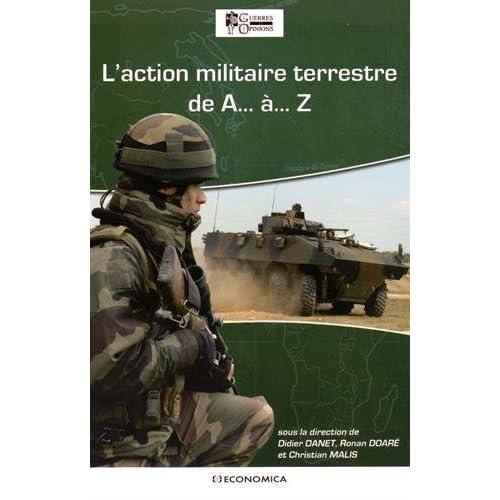 L'action militaire terrestre de A à Z