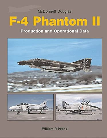 Mcdonnell Douglas F-4 Phantom II: Production And Operational Data