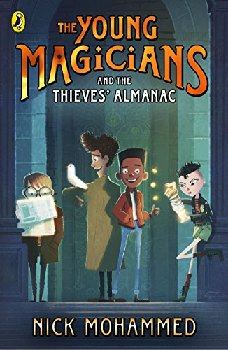 The Young Magicians and The Thieves' Almanac por Nick Mohammed