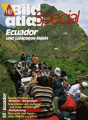 HB Bildatlas Special Ecuador und Galápagos-Inseln