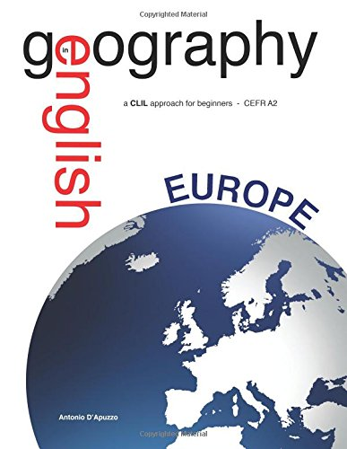 Geography in English: A CLIL Approach for Beginners - CEFR A2