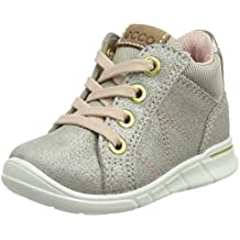 ECCO Baby Girls' First Low-Top Sneakers