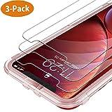 Syncwire Panzerglas Kompatibel mit iPhone XR, Blasenfrei SyncProof HD Panzerglasfolie 9H-Härte...