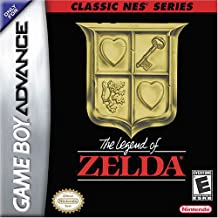 The Legend of Zelda - NES Classics 5 GAME BOY ADVANCE