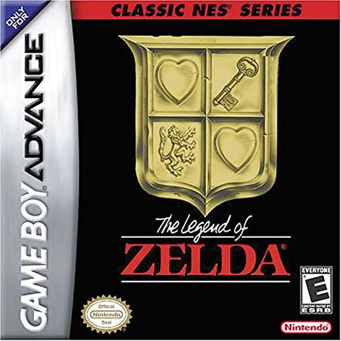 The Legend of Zelda - NES Classics 5 GAME BOY ADVANCE
