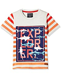 cc97f0bd719 T-Shirts for Boys  Buy Boy s T-Shirts Online at Low Prices in India ...