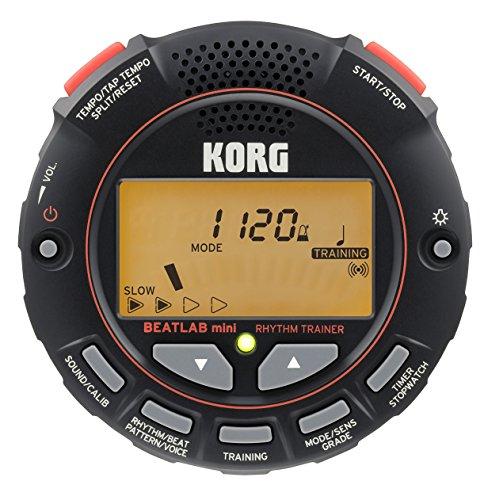 KORG btlmini 5,1cm Rhythm Trainer, Metronom (Korg Stimmgerät Metronom)