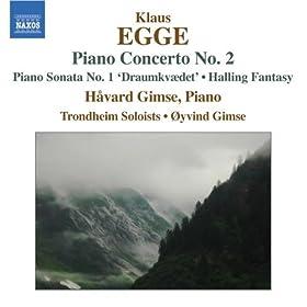 "Piano Concerto No. 2, Op. 21: Piano Concerto No. 2, Op. 21, ""Symphonic Variations and Fugue on a Norwegian Folktune"""