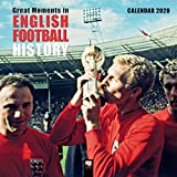 Great Moments in English Football History 2020 Calendar