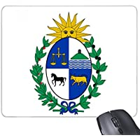 beatChong Goma Mousepad del Juego Alfombrilla de ratón Regalo Uruguay América del Sur del Emblema Nacional