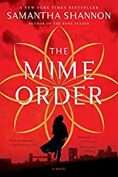 The Mime Order (The Bone Season) by Samantha Shannon (2016-01-26)