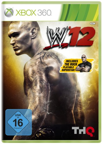 Wwe-360-spiele (WWE 12 - First Edition)