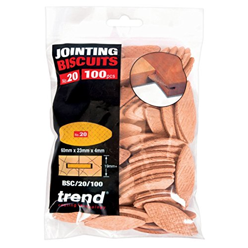Trend No. 20 Jointing Biscuits 100 Pieces