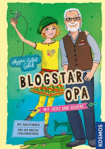 Kostüm Ziel Jungen - Blogstar Opa - Mit Herz und Schere