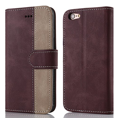 for-iphone-6s-caseconcise-luxury-retro-suede-leather-magnetic-flip-wallet-casecontrast-color-stand-c