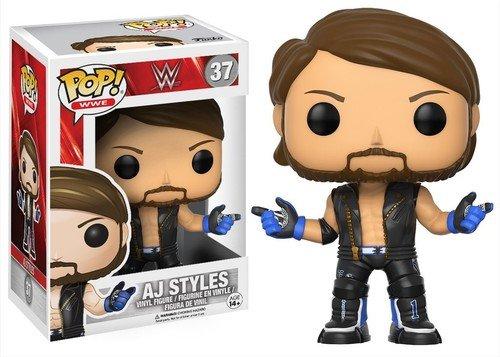 POP! Vinilo - WWE: AJ Styles